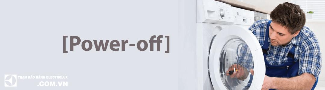 5 nguyên nhân máy giặt Electrolux bị mất nguồn và cách sửa triệt để