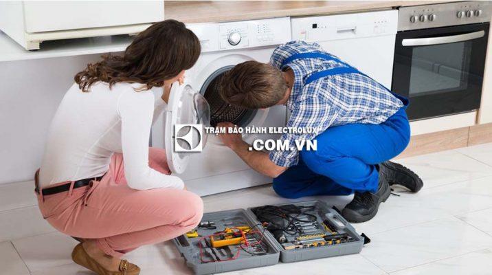 6 nguyên nhân máy giặt Electrolux đang giặt thì dừng lại và cách sửa