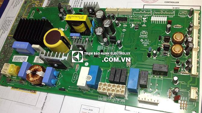 Lỗi IC điều khiển trên Mainboard