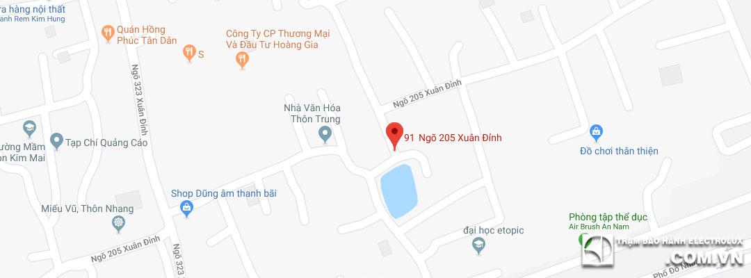 Trung tâm dịch vụ sửa máy giặt tại Hà Nội