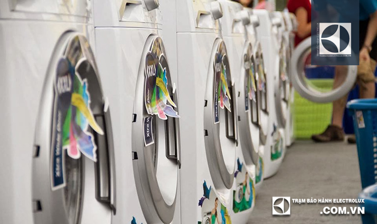 Cách sử dụng máy giặt Electrolux ĐỜI CŨ từ A - Z cho Newbie
