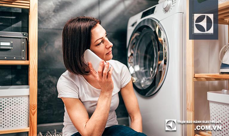 Tiếp nhận sửa lỗi máy giặt Electrolux không cấp nước bởi Electrolux