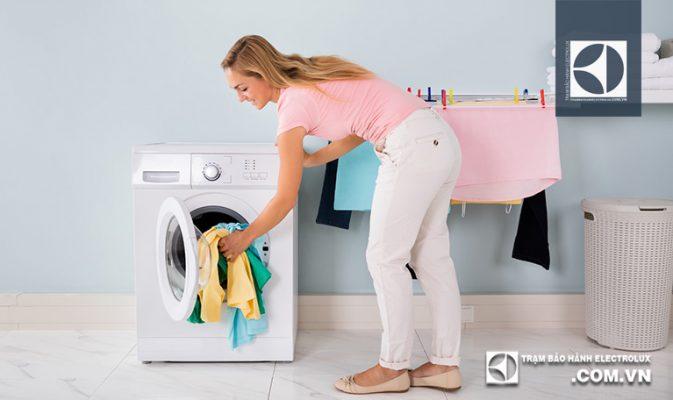 [Full] Bảng mã lỗi máy giặt Electrolux | MỚI NHẤT