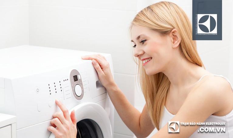 Sử dụng chế độ Spin trong máy giặt hiệu quả